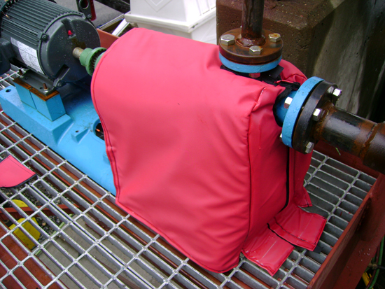 pump-insulation heat-wraps-freeze-protection-