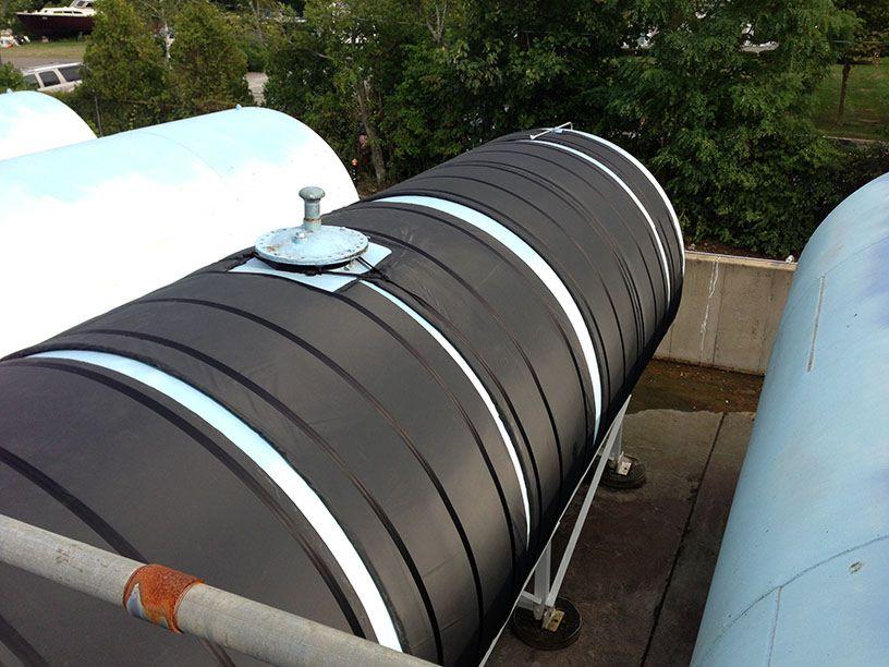 Tank Heaters Blanket Wraps Canada